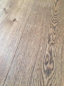 Dark wood flooring, rich tones, brushed, stained and oiled