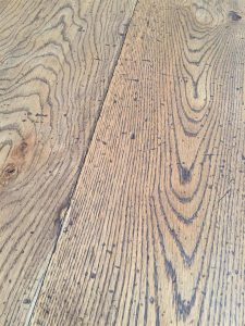 Reclaimed timber effect. Tumbled,coloured and oiled for antique wood look