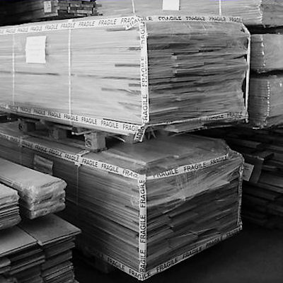 Oak Flooring Stock In Leicestershire Warehouse